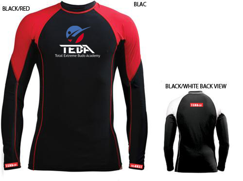 TEBA Rash Guard
